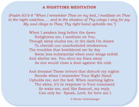 NighttimeMed