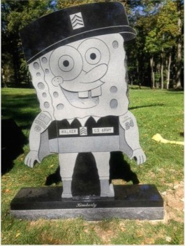 SpongeBobgrave