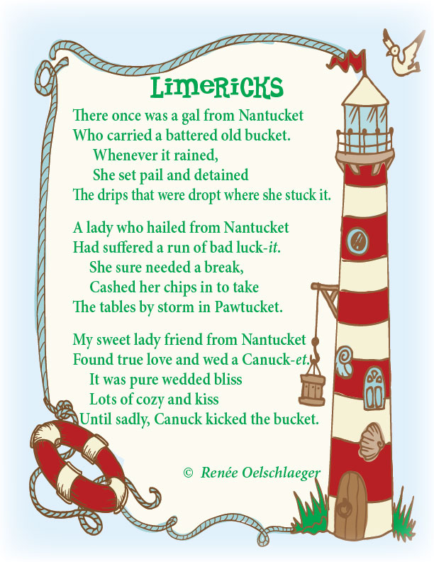 NantucketLimericks