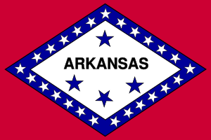United_StatesArkansas_clip_art_medium