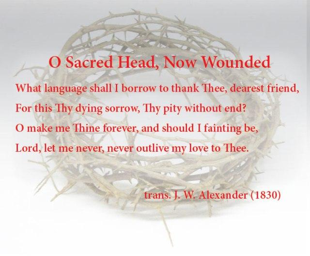 OSacredHead